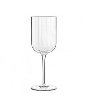 Стъклена чаша за червено...