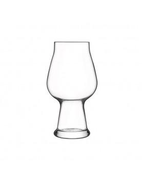 Стъклена чаша за бира...