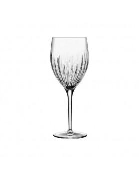 Стъклена чаша за бяло вино...