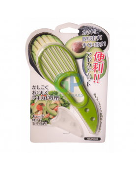 Пластмасов нож за авокадо...