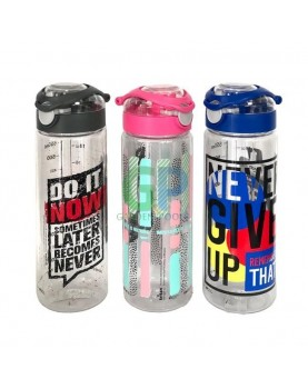 Пластмасова бутилка за вода...