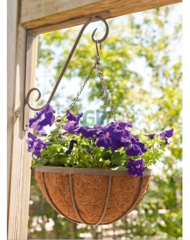Nortene - Цветна кошница Flower basket - 30 см
