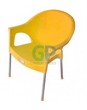 Стол Bergama - Жълт