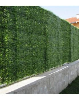 Изкуствено озеленяване за огради 1.00 х 3.00 м - модел Бор