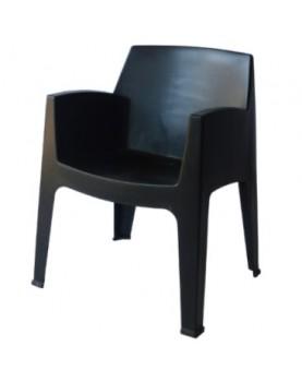 Пластмасово кресло Стоун