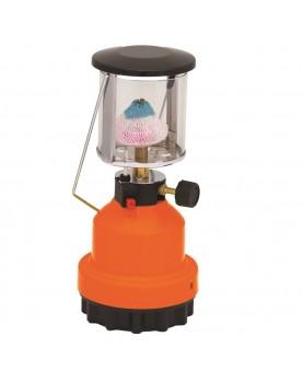 Къмпинг лампа 190гр. метално тяло и пиезо-запалка Premium Gas