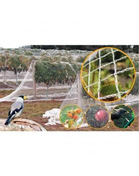 Мрежа защитна срещу птици 6х75м