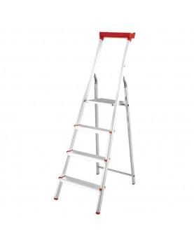 Стълба алуминиева 31-04 Access 150 кг Alpos