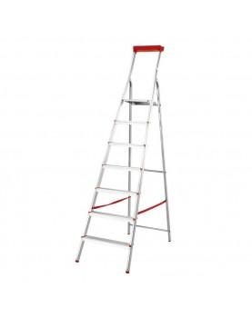 Стълба алуминиева 31-07 Access 150 кг Alpos