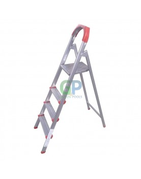 Метална домакинска стълба Herly 3+1бр