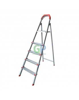 Метална домакинска стълба Herly 4+1бр