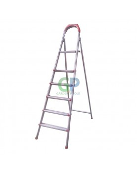 Метална домакинска стълба Herly 5+1бр