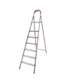 Метална домакинска стълба Herly 6+1бр