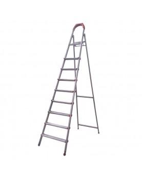 Метална домакинска стълба Herly 8+1бр