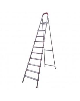 Метална домакинска стълба Herly 9+1бр