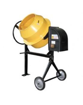 Бетонобъркачка - миксер за бетон 125л