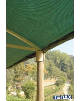 Покривало за огради, балкони и тераси SOLEADO - 2x5 m Tenax