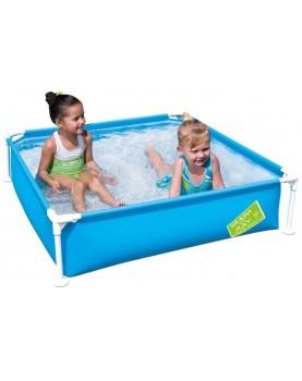 Bestway - Сглобяем басейн 1.22м-1.22м-30,54см - син