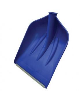 Гребло за сняг - PVC с лайсна 35см, отвор за дръжка ф35мм