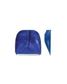 Гребло за сняг - PVC с лайсна 39см, отвор за дръжка ф35мм