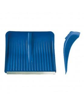 Гребло за сняг - PVC с лайсна 50см, отвор за дръжка ф35мм