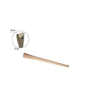 Дръжка от бук за брадва - 1700гр.L95 40*55мм