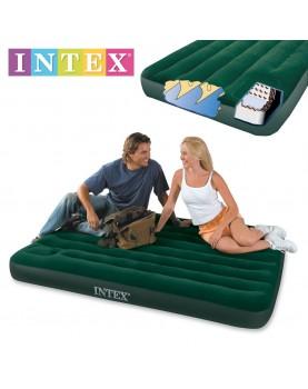 Intex - Надуваем матрак 99х191х22см