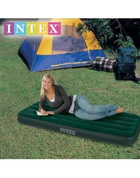 Intex - Надуваем матрак 76х191х22см