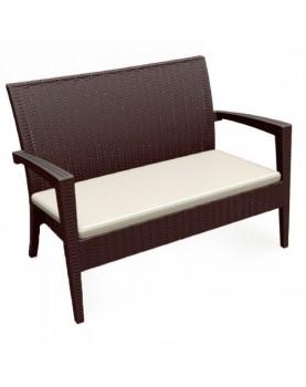Възглавница за двойно кресло MIAMI - бежова