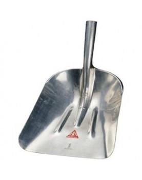 Лопата за зърно - алуминиева с отвор за дръжка ф40мм