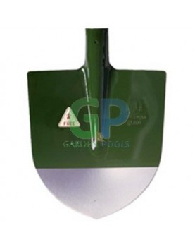 Лопата крива закалена /с отвор за дръжка - ф40мм/