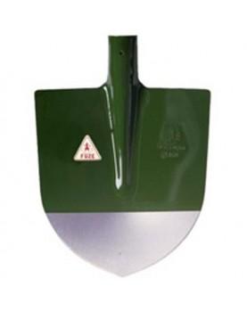 Лопата крива усилена  /с отвор за дръжка - ф40мм/