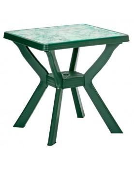 Маса VIP Рено с декорация на плота - зелен мрамор