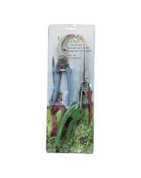 Ножица лозарска и ножица за трева - комплект