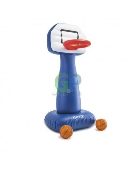 Intex - Надуваема игра Баскетбол