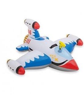 Intex - Надуваем самолет