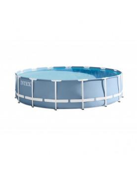 Intex - Басейн с метална конструкция Prism Frame 3.05 м. х 76 см. с филтрация