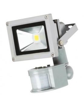 Прожектор LED 10W 6400К 1000Lum и сензор