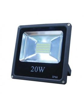 Прожектор SLIM LED /20W 6400K 1400lum/