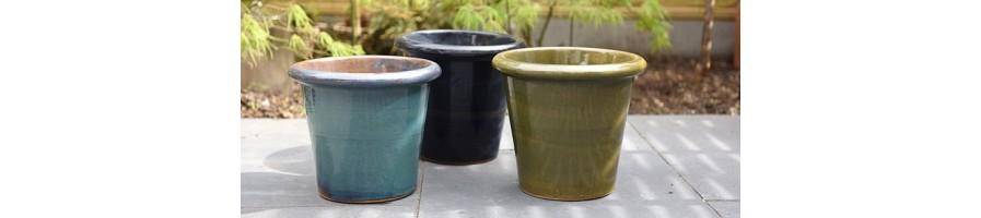 Керамични саксии