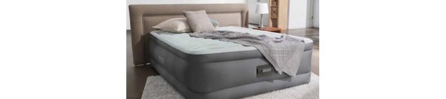 Надуваеми легла и матраци